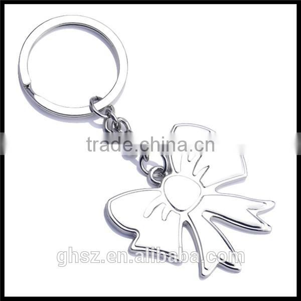Promotional factory price leather key chains for men for sale