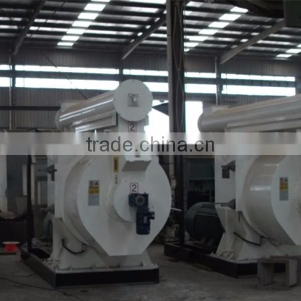 Wood Sawdust Dryer Pelletizer Drying and Pelletizing Production line!