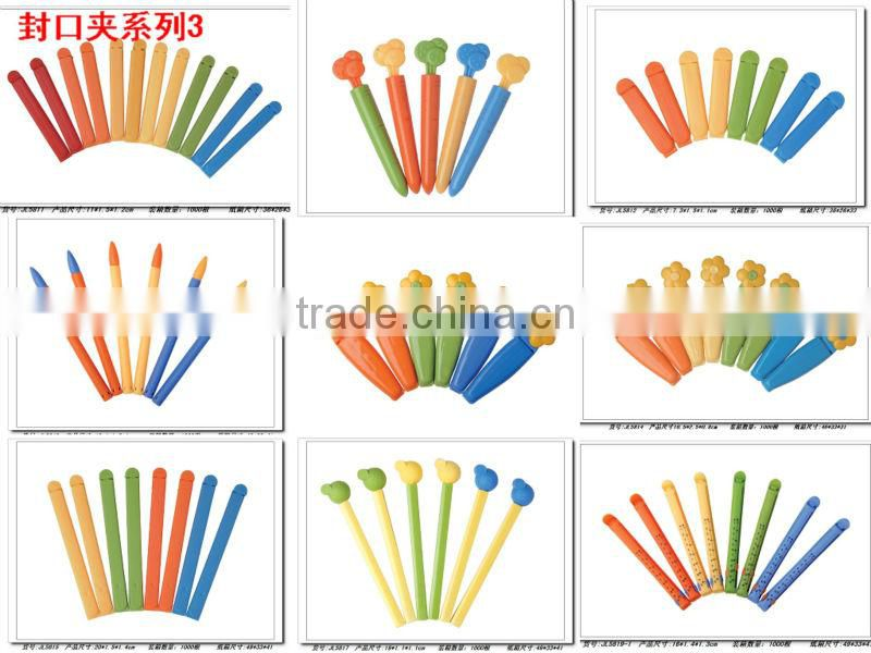 2015 wholesales cheap price long plastic hanging clip strip & clips made in yiwu city