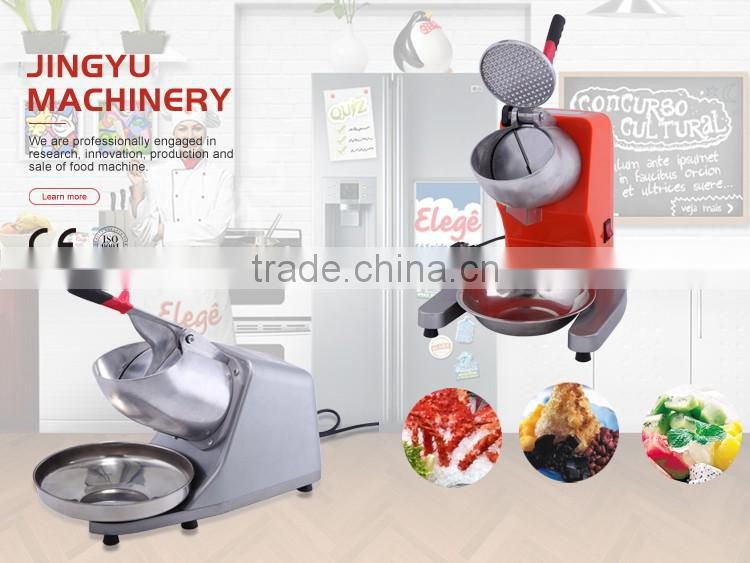 Chuangyu Most Demanded Products Hotel Food Equipment Commercial Ice Crusher Machine For Various Ice Food