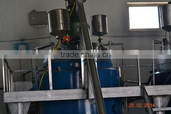 Small investment floral foam machine