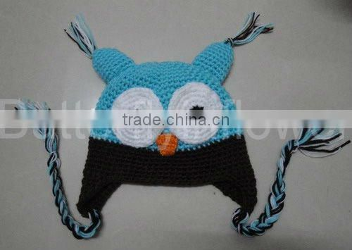 Baby Crochet Owl Caps For Babies knitting patterns toddler hats baby newsboy hats