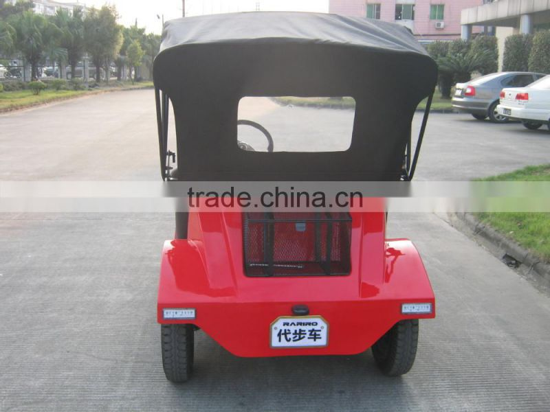 2 seater private mini electric buggy car smart electric vehicle
