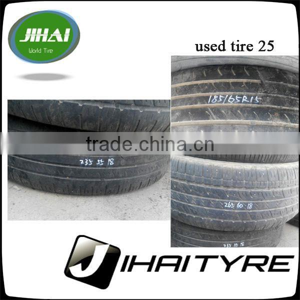 used tire with good quality from japan,Germany,used tyre