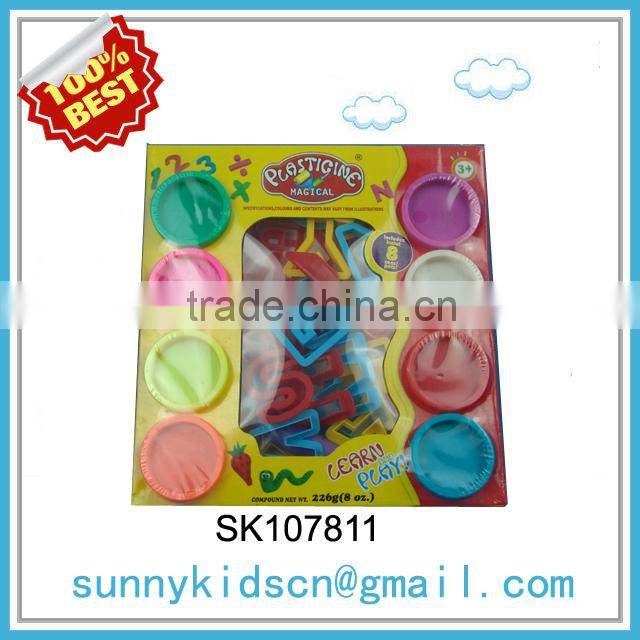 Wholesale kids color playdough set