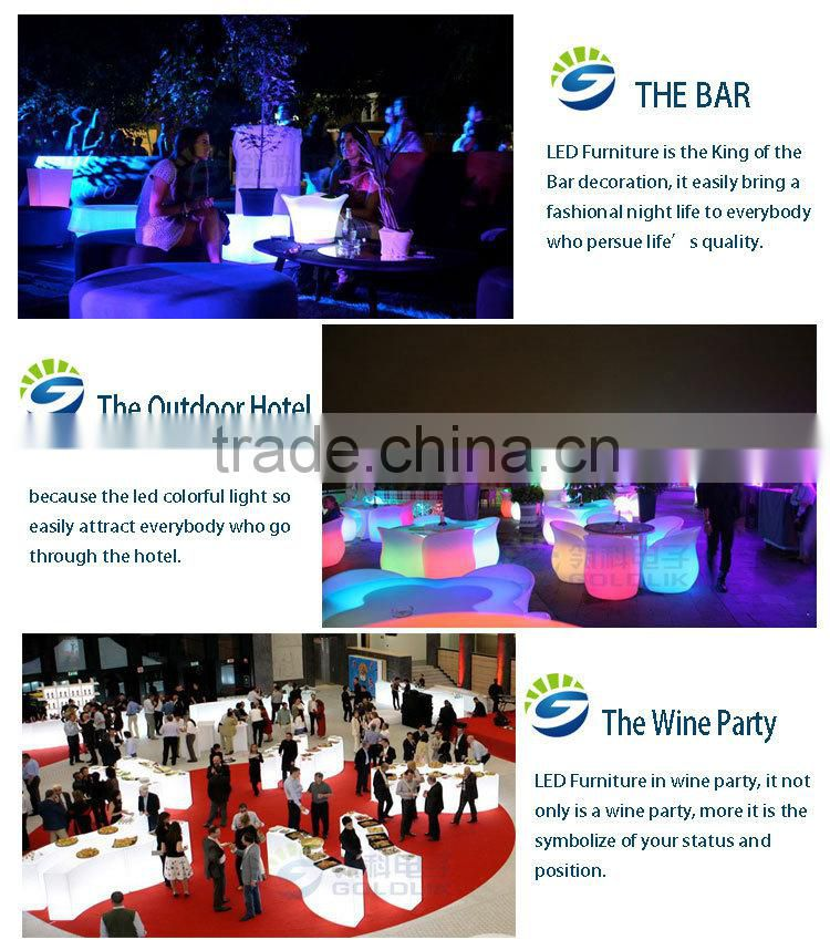 Bar Counter LED Furniture led mobile bar counter