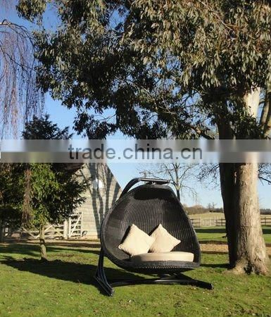garden rattan swing or pation swing