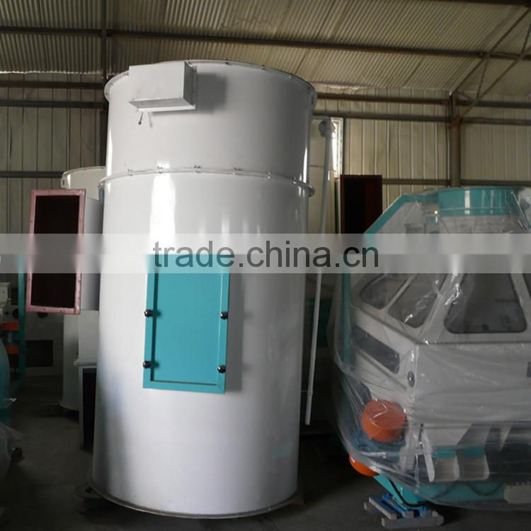 factory direct sales pulse dust catcher for grain processing deduster