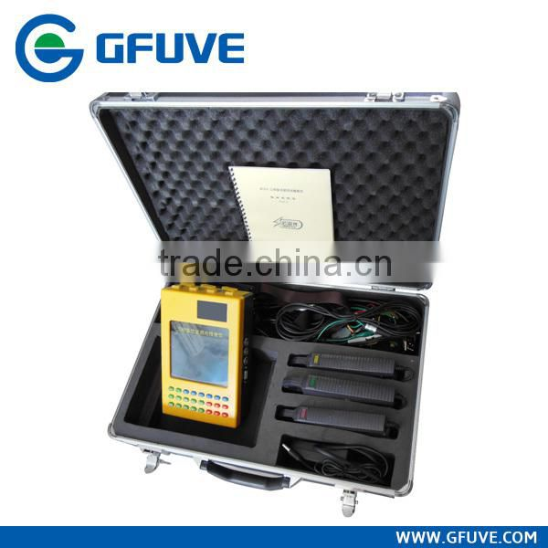 MTE triphase phase energy meter calibration instrument GF312D1 portable triphase phase kwh meter calibrator