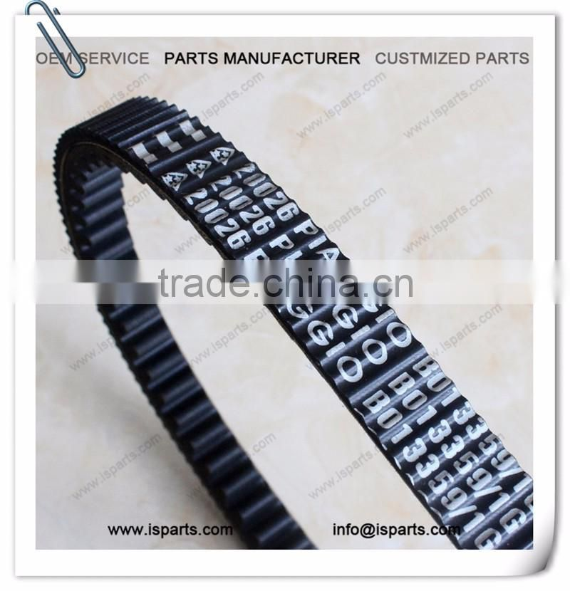 Inexpensive custom drive belt B013359-1G for piaggio