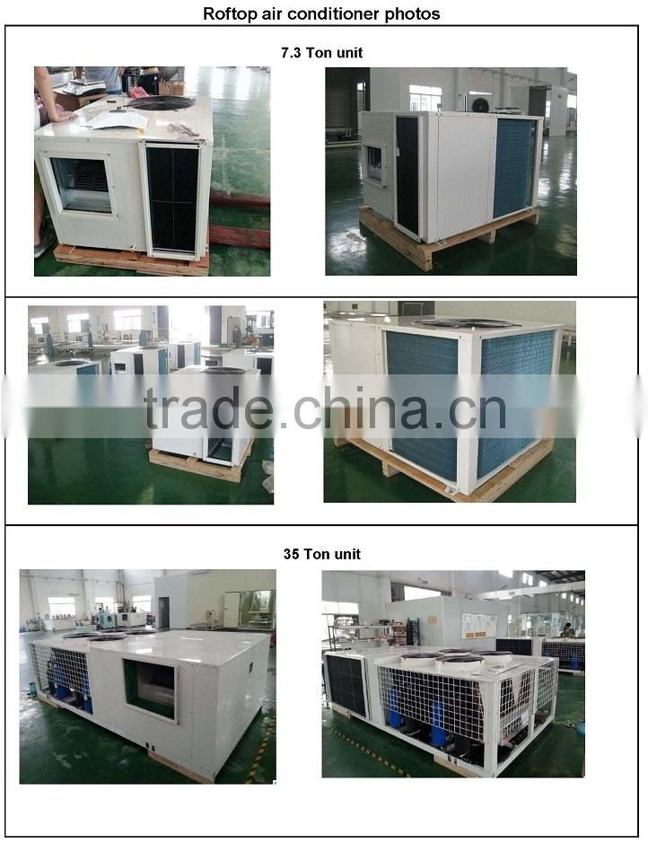 Energy Saving 70F Rooftop Air Conditioner