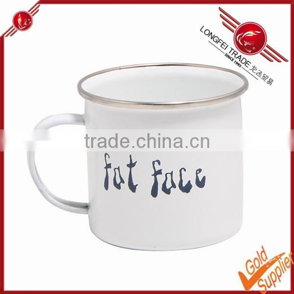Novelty custom printed disposable tea cups