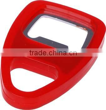 2016 Hot product !!!plastic iron bottle opener for promotion