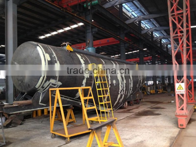40 50 60m3 Bulk cement tank semi trailer , cheap price bulk cement transport semi trailer