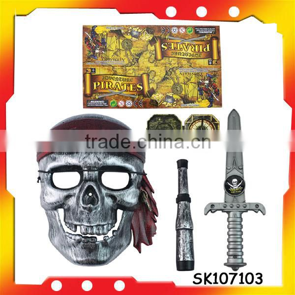 pirate telescope treasure chest pirate with high quality
