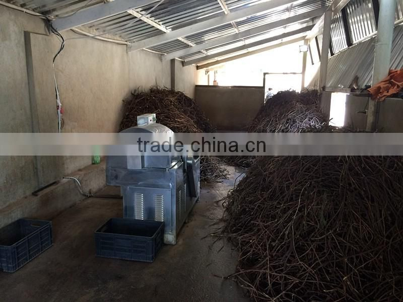 Strong Licorice Root Rattan Slicing Cutting Machine Cutter