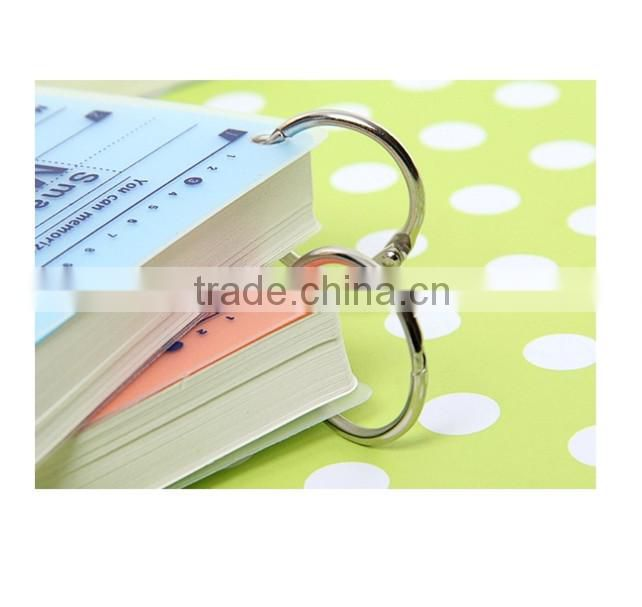 loose leaf address book ,hardcover sketchbook with key circle , memory card for school