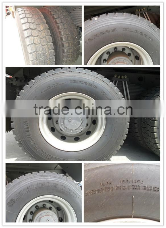 Best seller dumper city style 6*4 10wheel for sale