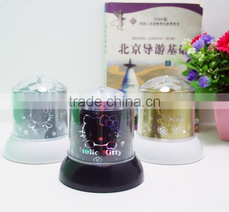 romantic star master led push light led night light star master