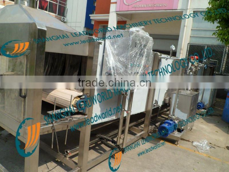 China Origin Shanghai water spray sterilization system