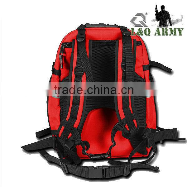 Hot Sale 40L First Aid Kit Backpack Medical Bag in Vietnam