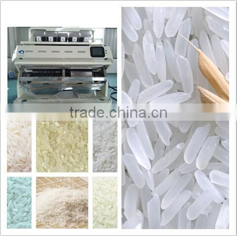 2015 hot sales optical RICE COLOR SORTER MACHINERY in China