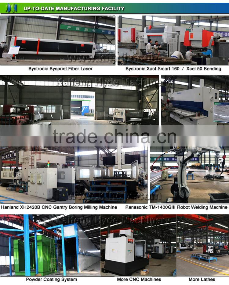 Hyde Machinery coriander seed processing packing machine