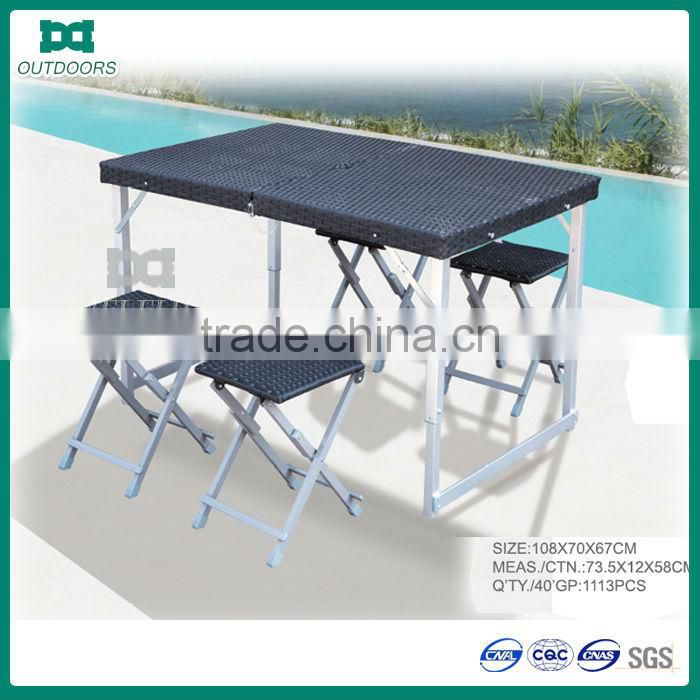 wholesale folding table camping table