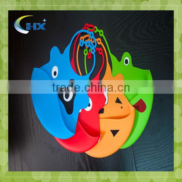 Food Grade Silicone Baby Bibs In Stock