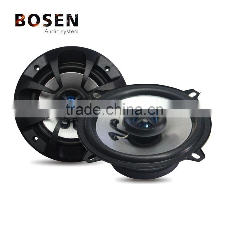 "Best sound quality 5"" inch coaxial car speakers LB-PP1502T"