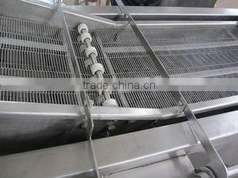 Chicken Nuggets Frying Machinery/Chicken,Shrimp and Fish Popcorn Frying Machine