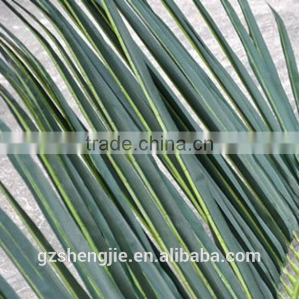 LXY071910 manufacturer all kinds of artificial palm tree branches and leaves