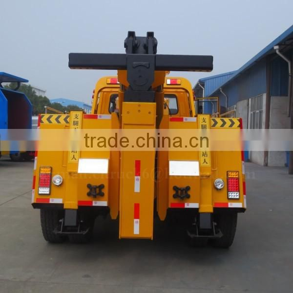 190hp 4*2 DONGFENG Rotator Tow Truck 8ton
