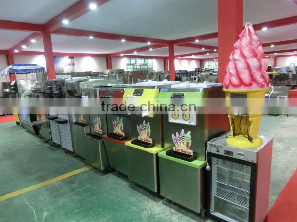 Commercial ice cream machine for sale, ice cream making machine , ice cream part