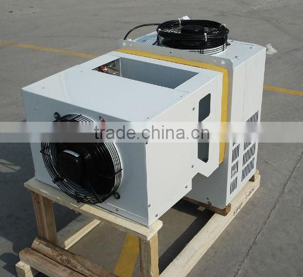 Refrigeration condensing unit for cold room,super low temperature -15 to -18 degree