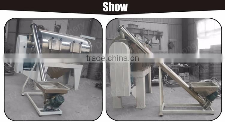 China skillful manufacture ore screw conveyor manufacturer