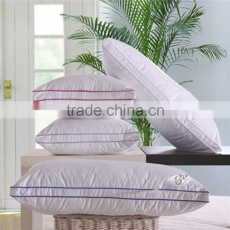 Good Quality Pillow With Wall Design hotel duck feather pillows