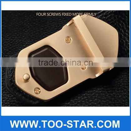 Multi-function bluetooth leather belt Reminder metal belt male leather belt smart leather belt