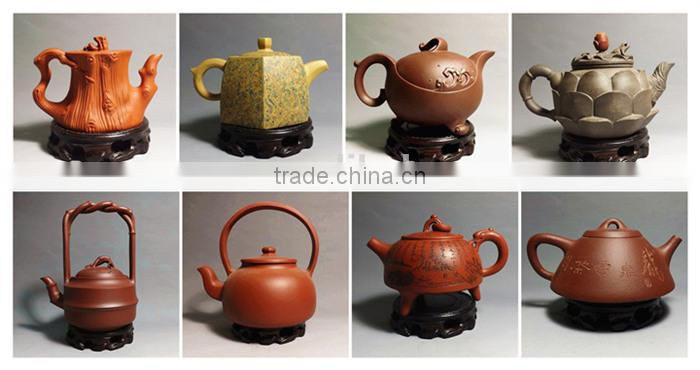 Yi Xing Hand-made art---Purple Clay Teapot in high quality