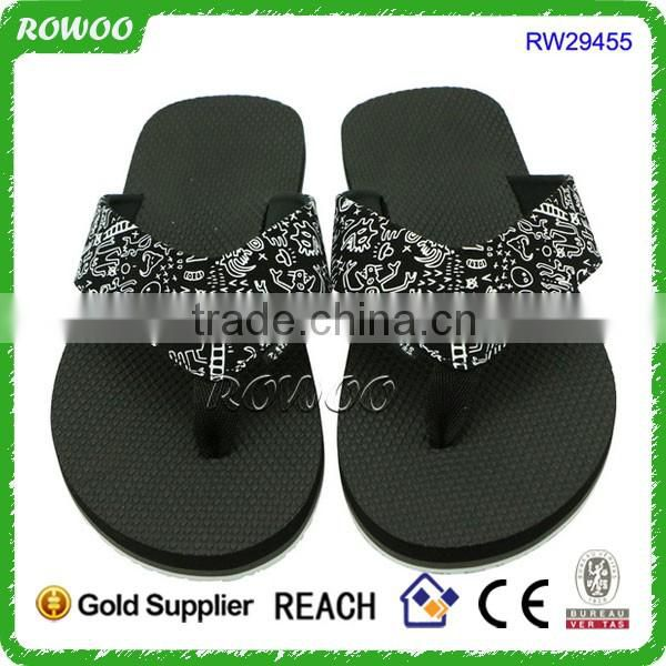 Light Weight Man EVA Summer Walk Flip Flop Sandals Men's Beach Slipper