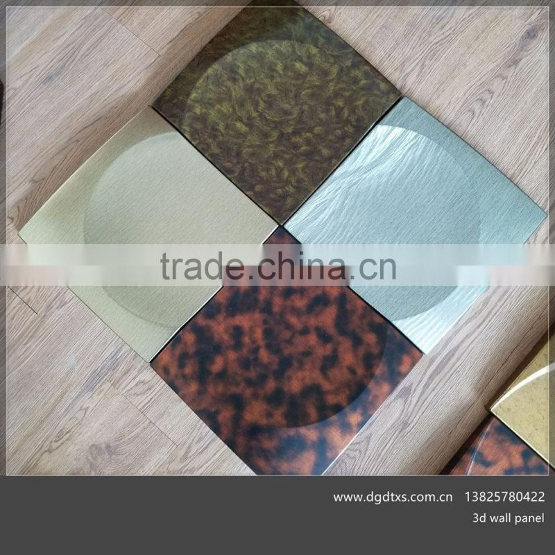 China supplier good price decorative 3d wall panel