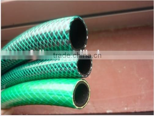 15m 30m 50m no kink reinforced tough garden hose reel pipe water hose pipe green