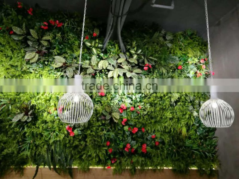vertical garden green plants wall,hot sale artificial plant wall/green backdrop