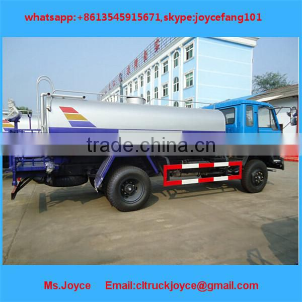 New 2016 Dongfeng tanker water truck for sale