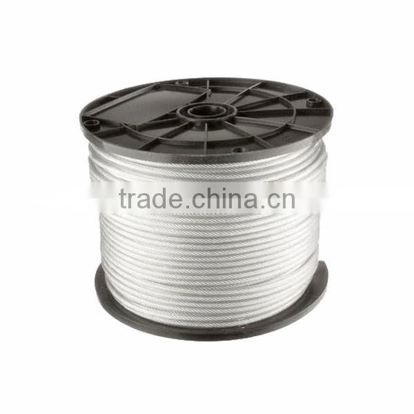 steel rope wire product for unic crane made in China