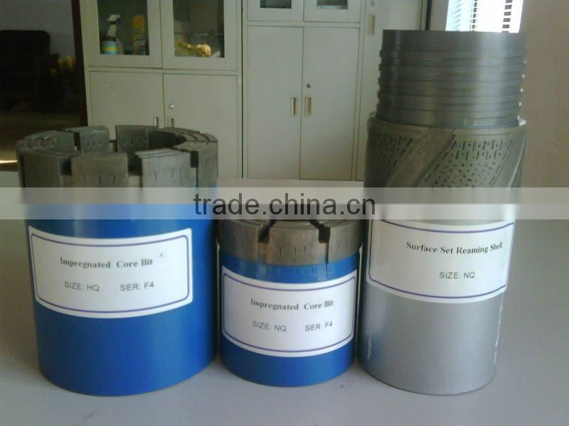 pcd reaming shell with good quality