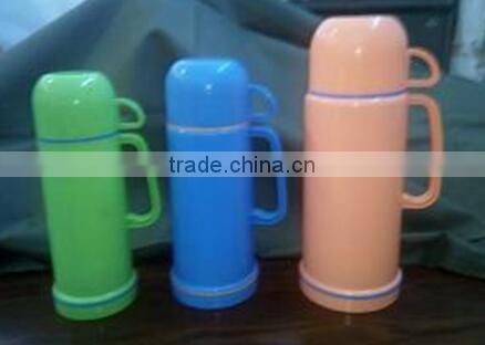 plastic water flask