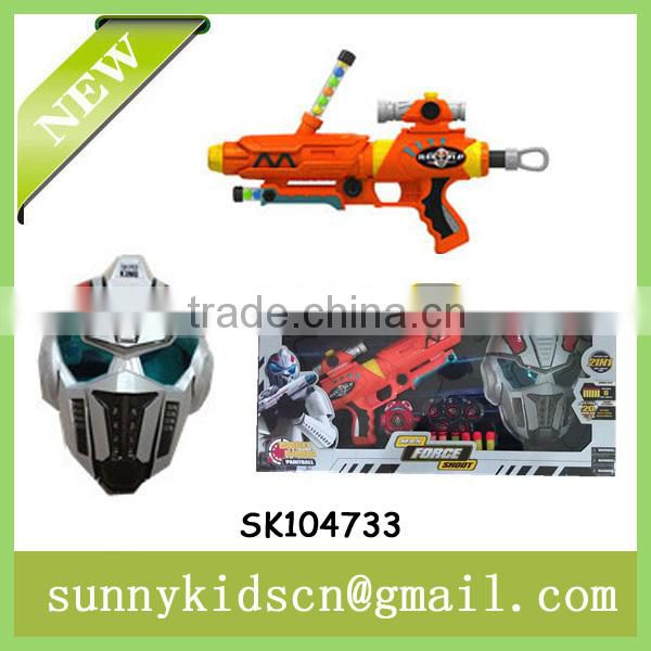 2014 new design soft bullet gun toy air soft gun metal for wholesale