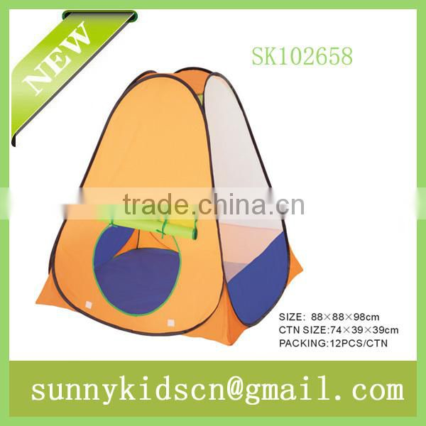 2014 hot summer toys children pop up tent kid play tent house children camping tent