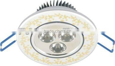 high power high quality 3w ceiling light housing